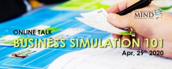 ONLINE TALK - BUSINESS SIMULATION 101